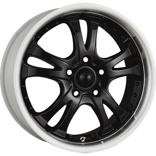 16 inch Wheels Rims Black Honda Accord Civic Nissan Maxima Altima