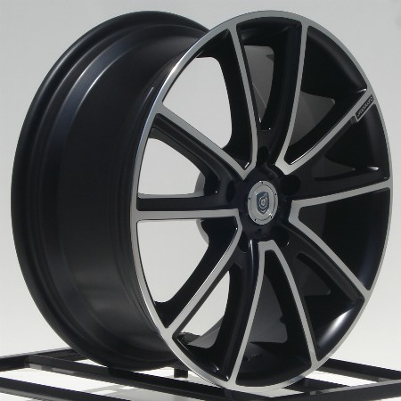 17 inch Wheels Rims Black Cadillac cts STS Chevy Impala Equinox Grand