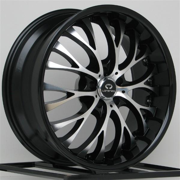 20 inch Black Wheels Rims Dodge Charger Challenger Chrysler 300C