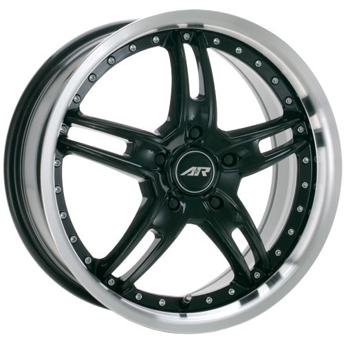 17 inch Wheels Rims Black Cadillac cts STS Pontiac Grand Prix Am