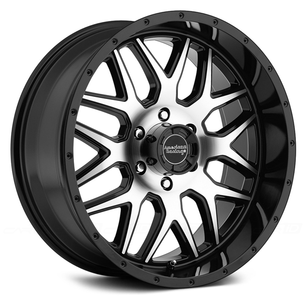 18 Inch Silver Black Wheels Rims Ford F250 F 250 F350 Truck