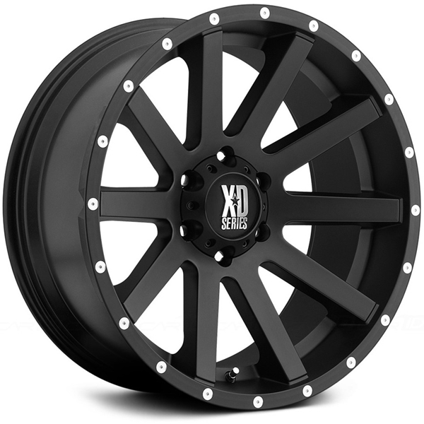 18 inch black wheels rims chevy silverado 1500 tahoe avalanche 1977 Chevy Pickup 4x4 click to enlarge